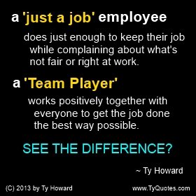 Team Building Quotes Prepossessing Ty Howard's Quotes On Team Building And Teamwork  The Official .
