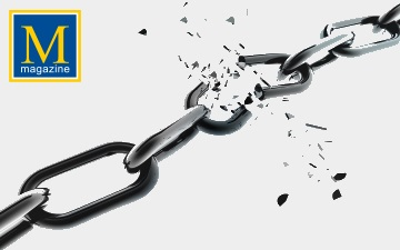 Break and Move Beyond the Length of the Chains Article by Ty Howard CEO Motivation magazine