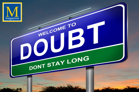 The Sure-Proof Way to Work Through Any Doubt - Article on MOTIVATION magazine by Jeff Davis