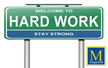 Work Hard and Dream Big Article on MOTIVATION magazine by Harvey Alston