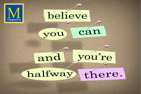 Believe You Can — And Do It! by Ty Howard Article on MOTIVATION magazine by Ty Howard