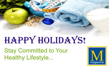 How to Enjoy the Holidays Without Ruining Your Healthy Eating and Fitness Lifestyle by Ty Howard