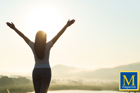 A Rebirth of a New You - Article on MOTIVATION magazine by Kenny Bey