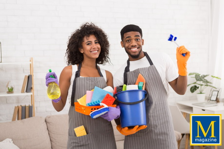 Spring Cleaning, It's Not Just for the Garage - Article on MOTIVATION magazine by Chris Livingston
